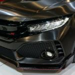 новый honda civic type r