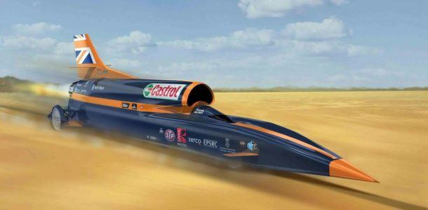 Bloodhound SSC 2018 обзор