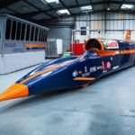 мощность Bloodhound SSC 2018 года