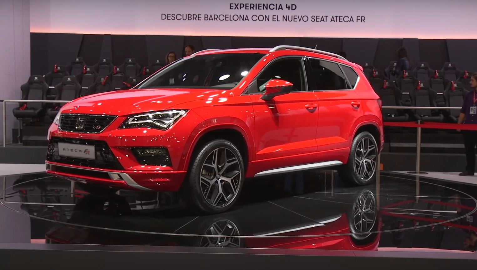 2018 seat ateca fr 50 images hd car wallpaper. Black Bedroom Furniture Sets. Home Design Ideas
