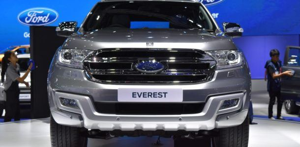ford everest характеристики