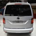 volkswagen caddy салон