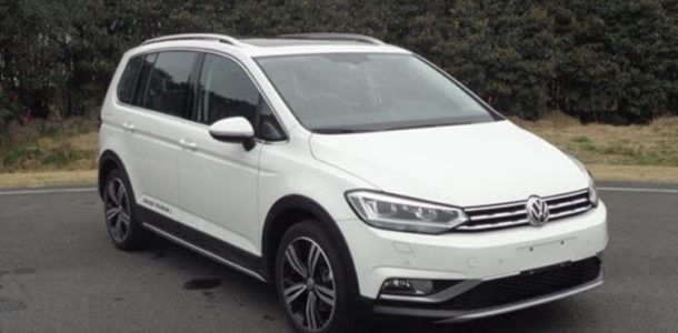 Volkswagen Cross Touran 2018